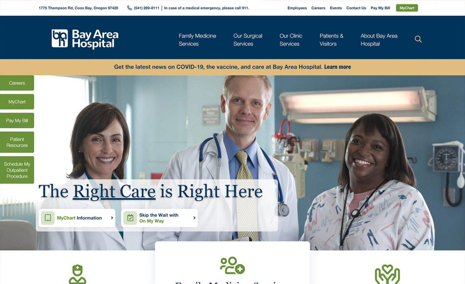 Bay Area Hospital